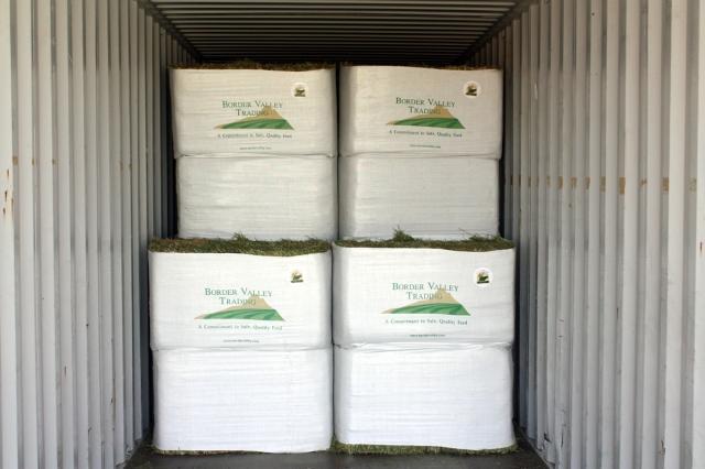 Alfalfa Shipping